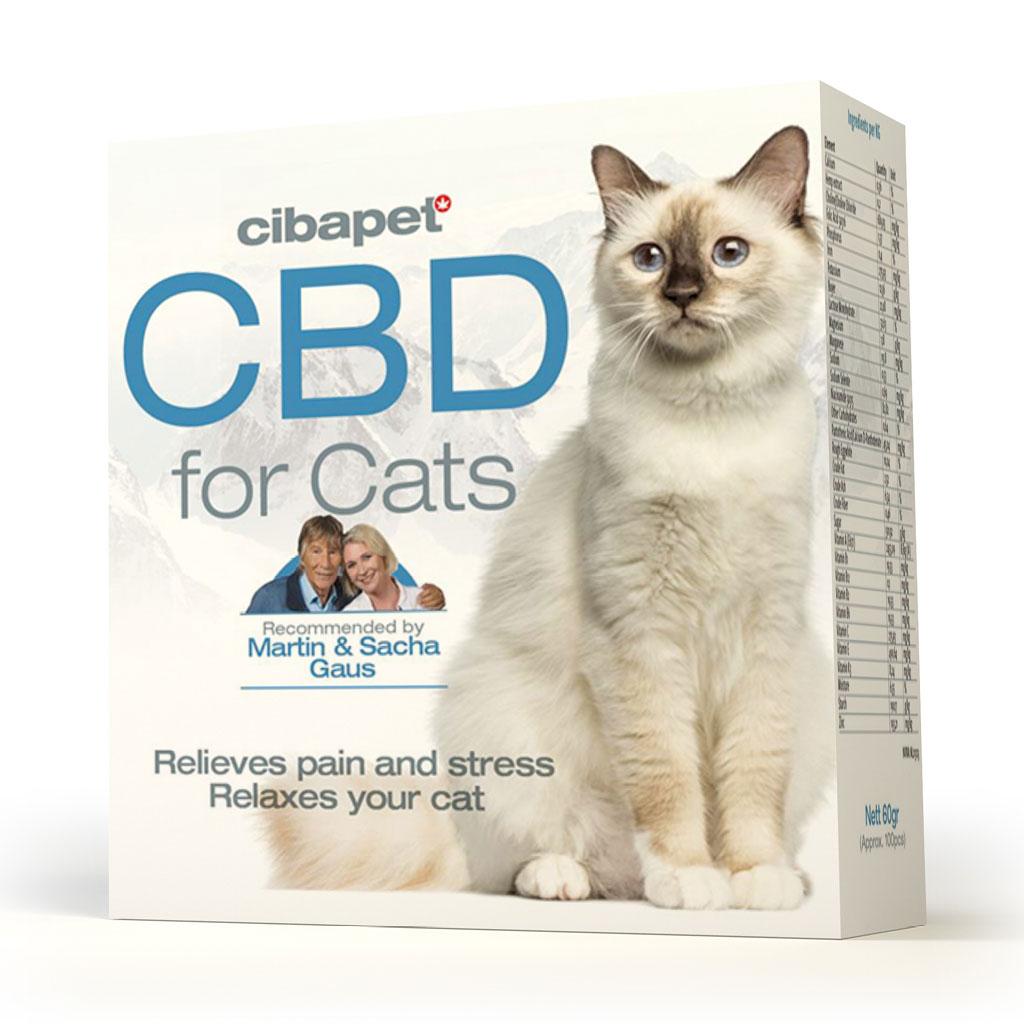 CBD Snoepjes voor uw kat