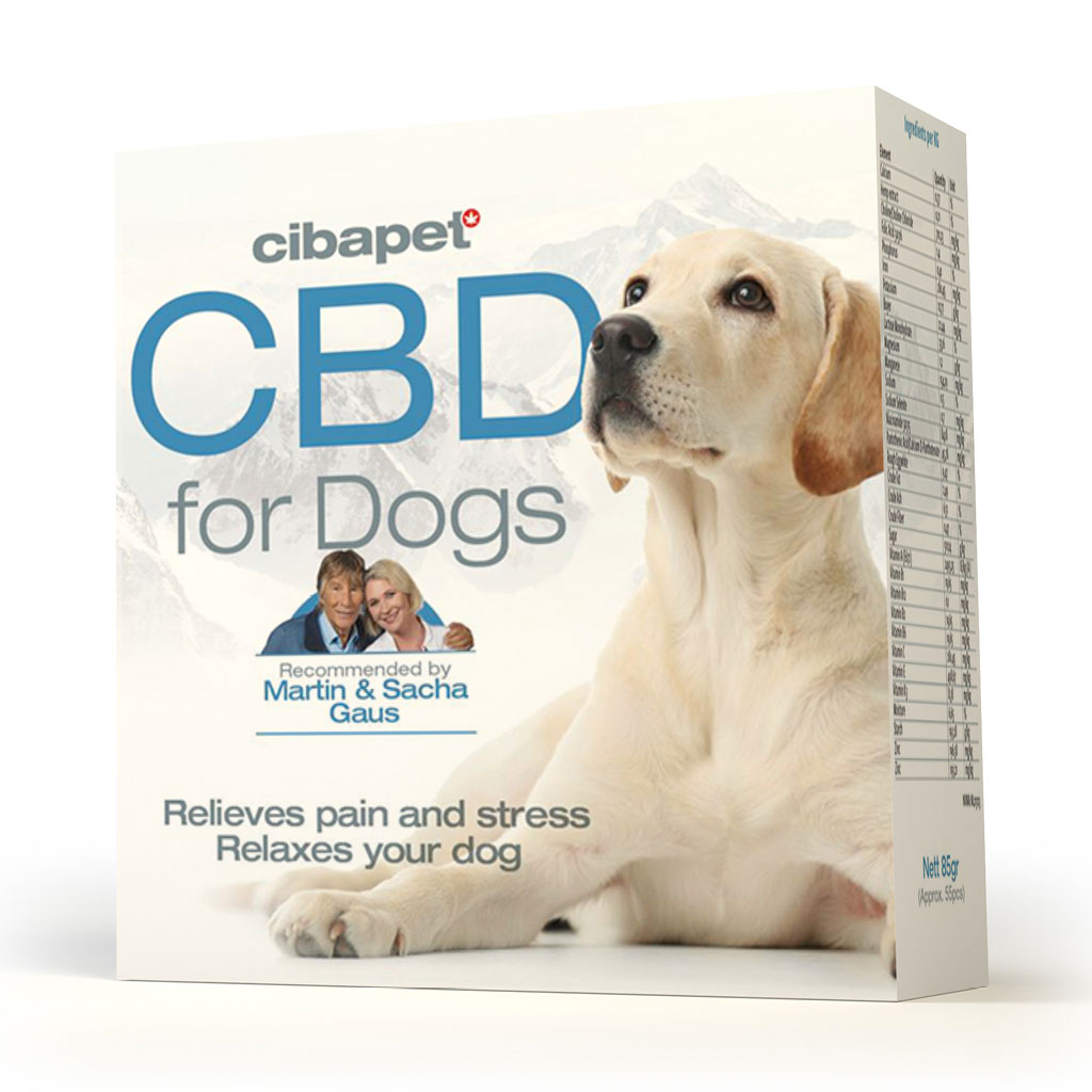 CBD Snoepjes voor uw hond