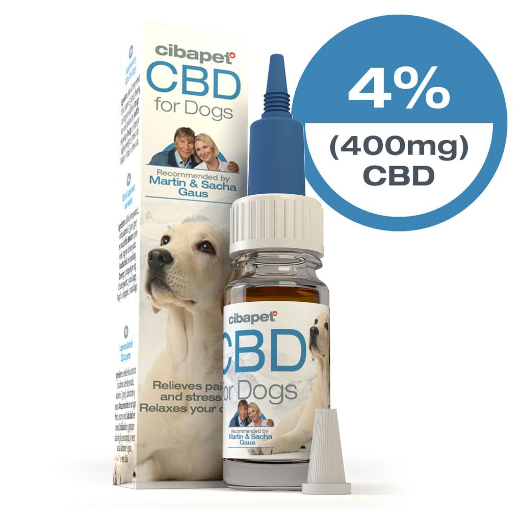 CBD Olie voor uw hond